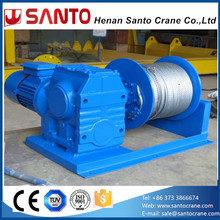 Electric Drum Anchor Winch