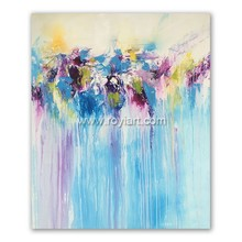 2016 newest design Abstract Oil Painting on Canvas handmade original art