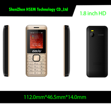 Fast Delivery 1.77 Inch Low Cost Telephone High Sound Volume Dual Sim Mobile Phones