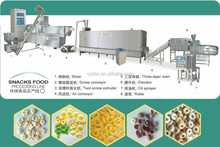 Puffed Corn Snack Food Equipment