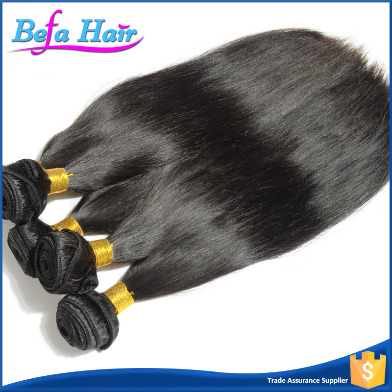 100% Virgin Human Hair Extension,100% Brazilian Straight Hair