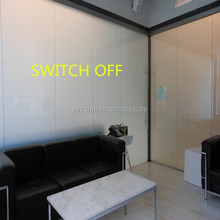 switch glass LCD window tint