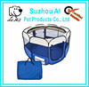 New 600D Oxford Portable Pet Puppy Soft Tent Pet Playpen