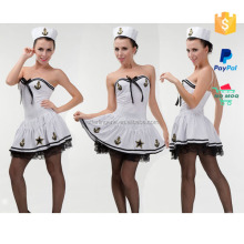 Wholesale Sexy White Adult Sailor Moon Costumes