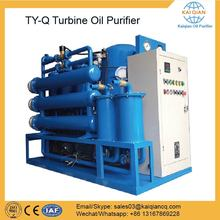 Mobile Turbine Oil Purifier Recycling Device For Power Station