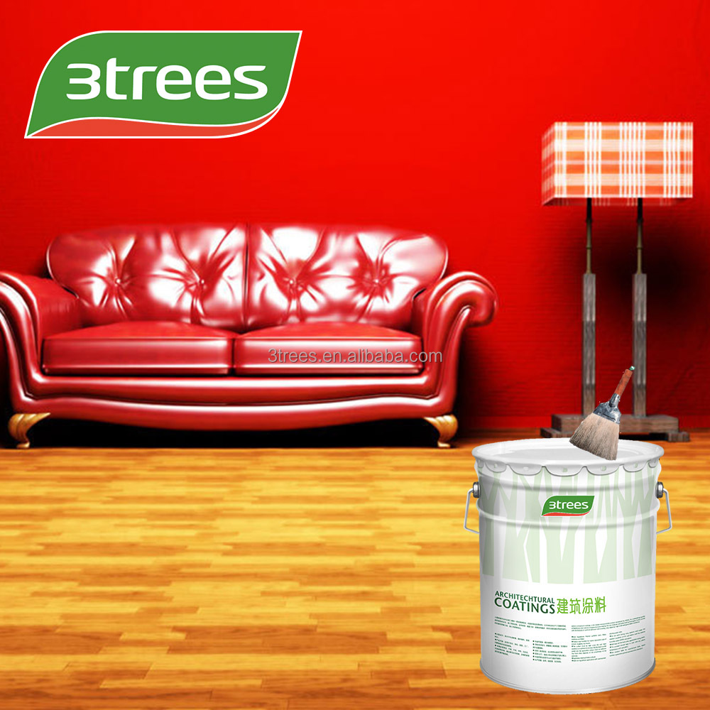 3TREES Muitiple Color Building Latex Interior Wall Emulsion Paint