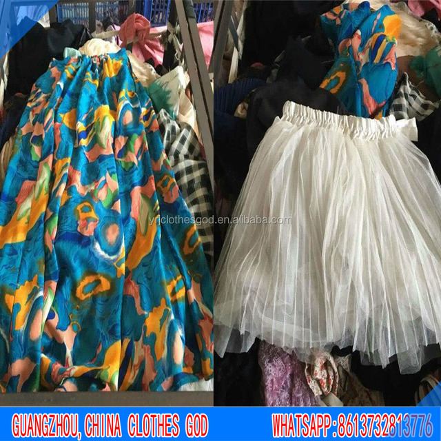 Mixed Brands and Summer Types Sorted Well Good Quality Used Clothes Clothing Second Hand Clothing in Korea for Togo market