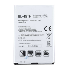 BL - 48TH 3140mAh Spare Replacement Li-ion Battery for LG Optimus G Pro F240 / F240K / E980 / F240S / F240L Mobile Phone Battery