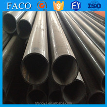 ERW Pipes and Tubes !! box steel low carbon black erw steel pipe made in china