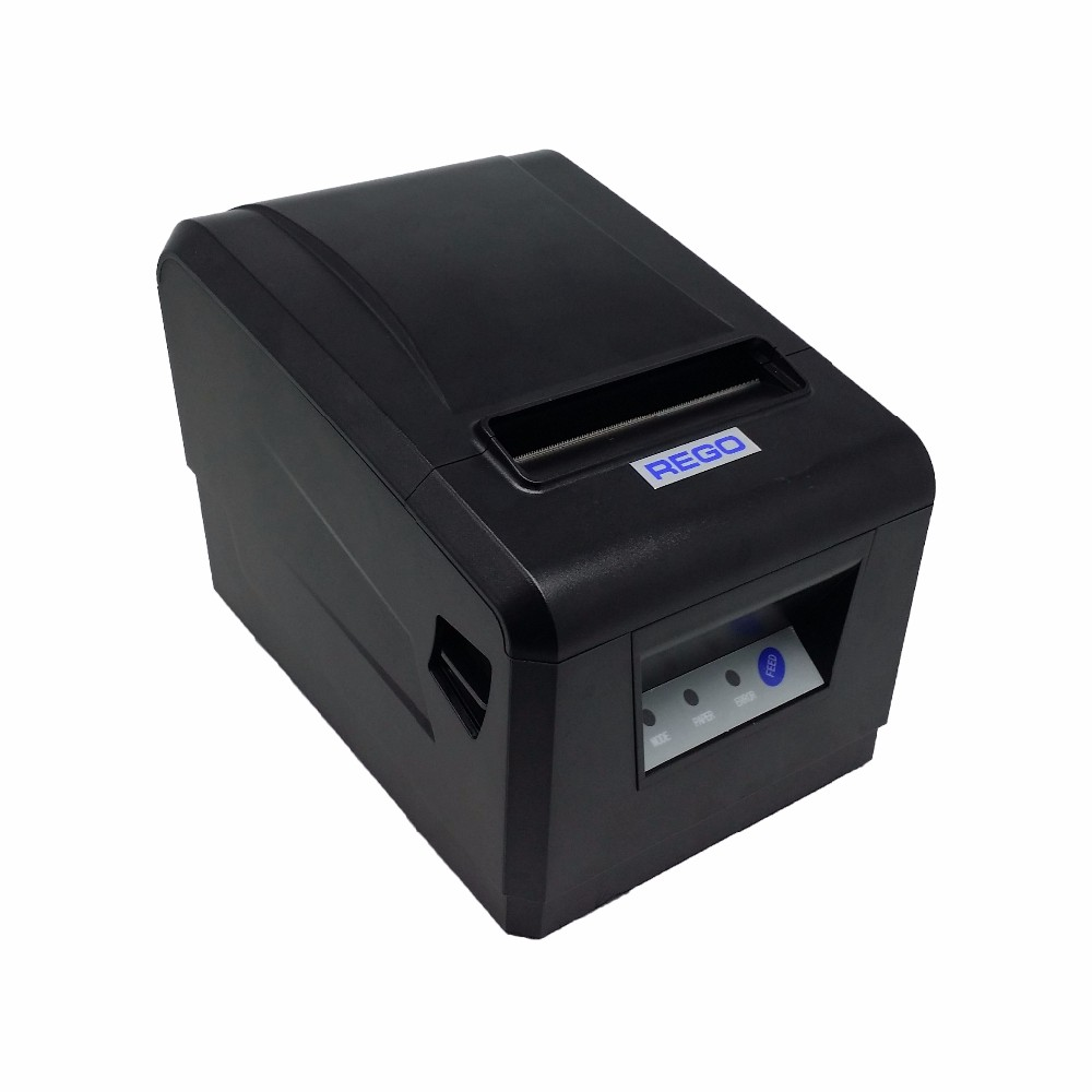 80mm Desktop WiFi Thermal Direct Ticket Printer