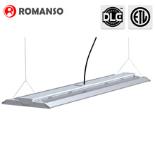 4 Feets Suspended Ceiling Linear Hanging Lights 160W 220W Linear Chandelier Led High Bay Light