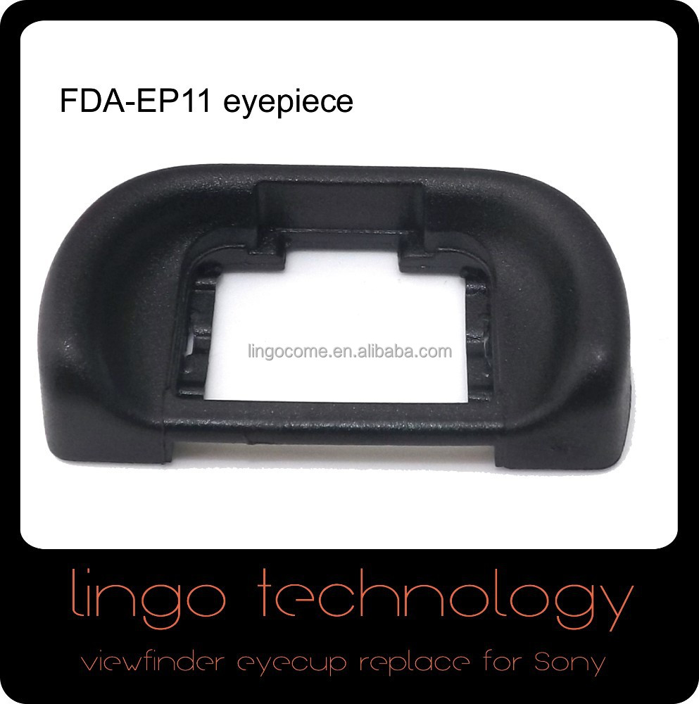 EP-11 Viewfinder Eyecup Eyepiece compatible for Sony Camera A7 A7s A7r Mark II A7M2 A7II ILCE-7 As FDA-EP11 EP11