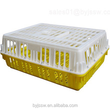 Plastic Live Poultry Transport Chicken Crate