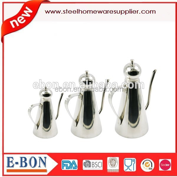 Classic design Stainless steel pot of oil oil pot