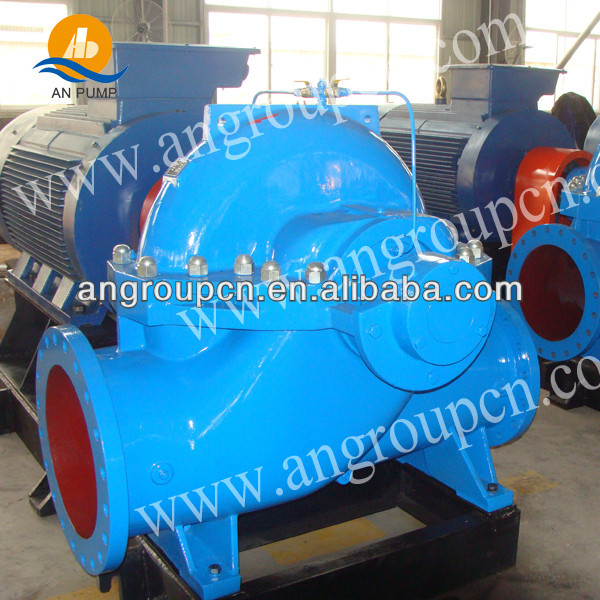 QS Horizontal split case centrifugal irrigation Water Pump