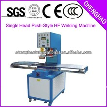 Single Head Push Style High Frequency Packing/Package Machine/Multi-Function Packaging Machines