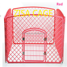 90x60x60cm plastic dog play pens ,dog pens cheap price made in china
