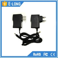Single Output 5v1a wall power adapter charger with CE FCC ROHS Approved