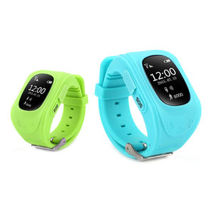 gps tracker sos call children smart watch that works with iphone