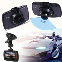 170 wide angle 6 layer glass lens fish eye lens 1080P car camera