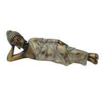 cheap resin sleeping buddha statue for sale
