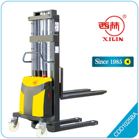 Xilin 1000 KG Economy Semi-Electric Stacker Pallet Jack
