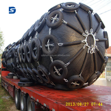Pneumatic Marine Rubber Fender For Boats Docking and Berthing
