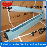 FS Series hand impulse sealer with side cutter