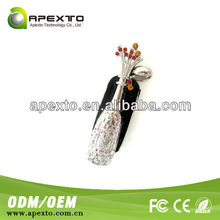 2013 Very Popular USB Flash Drive Bottle