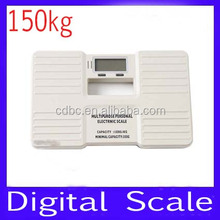 Digital Body Fat Monitor scale WH-LX01 Tare function