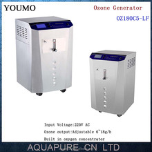 Aquapure German tech 6~18g/h oxygen water machine for ozone purification