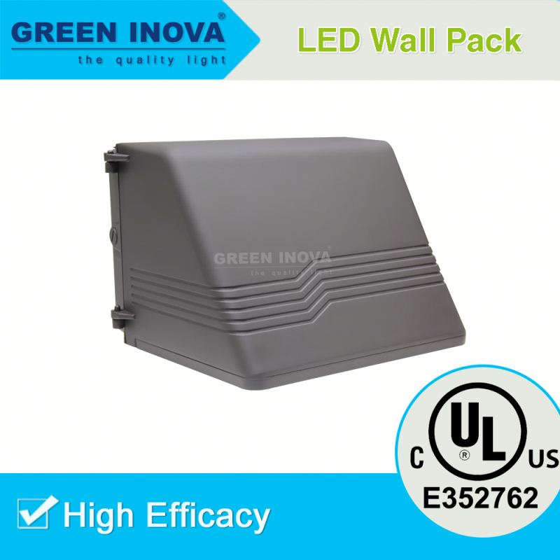 5 years warranty New arrival LED full cut-off wall pack - retrofit kit