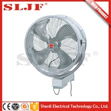 Hot sell 700W power led clock fan oscillating fan