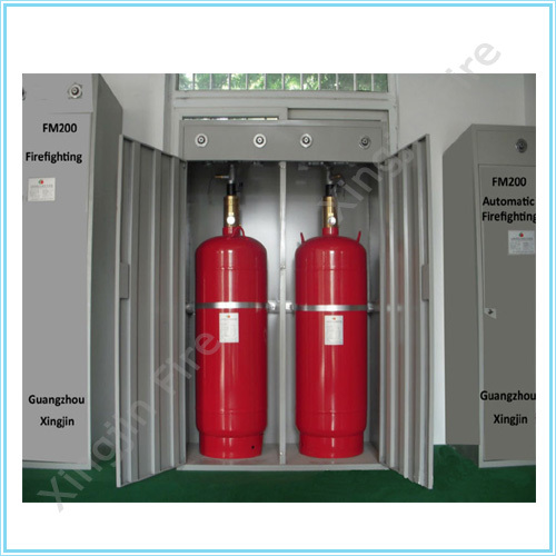 Automatic Best Quality Fm200 Valve Fire Suppression System