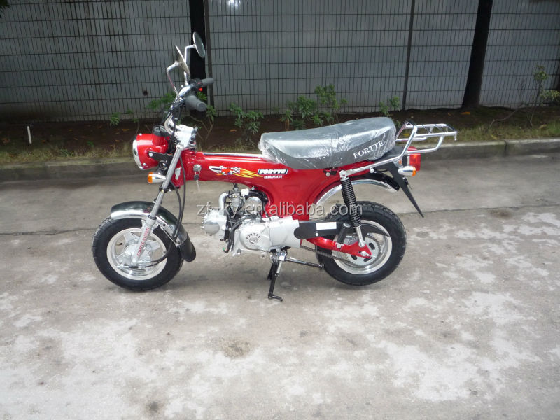 ZF70-7 kids motorcycle 70cc engine, kids bike