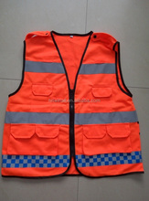 Reversible Safety Work Uniform / Jacket