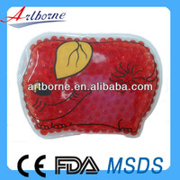 Artborne animal shape reusable hand warmer wholesale microwave hot pack hand warmer (CE/FDA/EN71-Part3/MSDS approved )