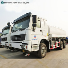 336 HP 25m3 SINO TRUK diesel heavy howo 6x4 oil tank truck/hot oil trucks /oil transportation tank truck for sale ZZ1257N4647C