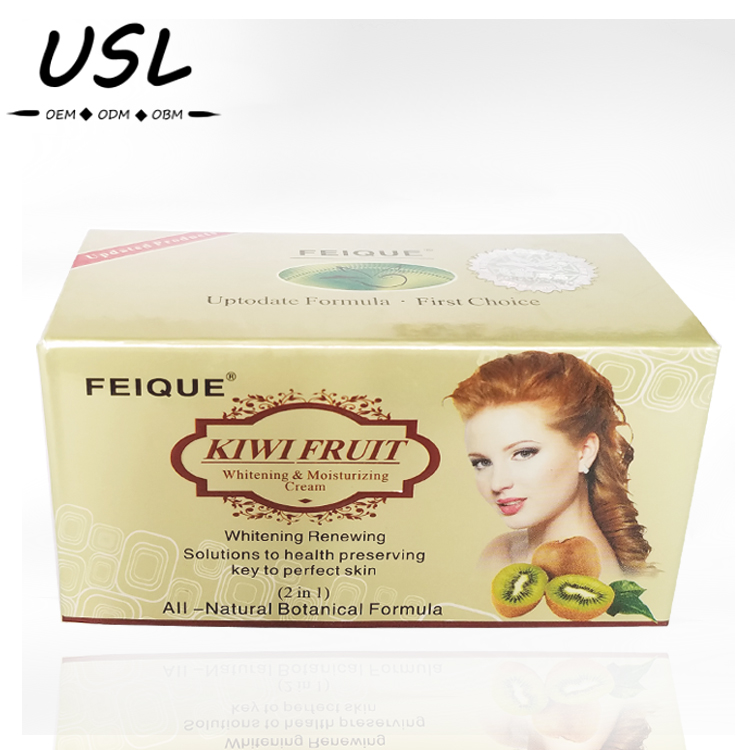 TOP! Feique due whitening cream with natural kiwi fruit essence
