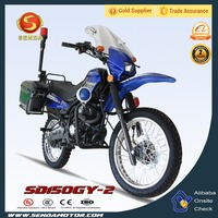 China New Best selling 150CC Dirt Bike Off-road for Police SD150GY-2