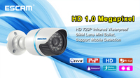 Hot sale auto tracking ptz ip camera plug&play 720p mobile monitoring bullet battery powered ip camera