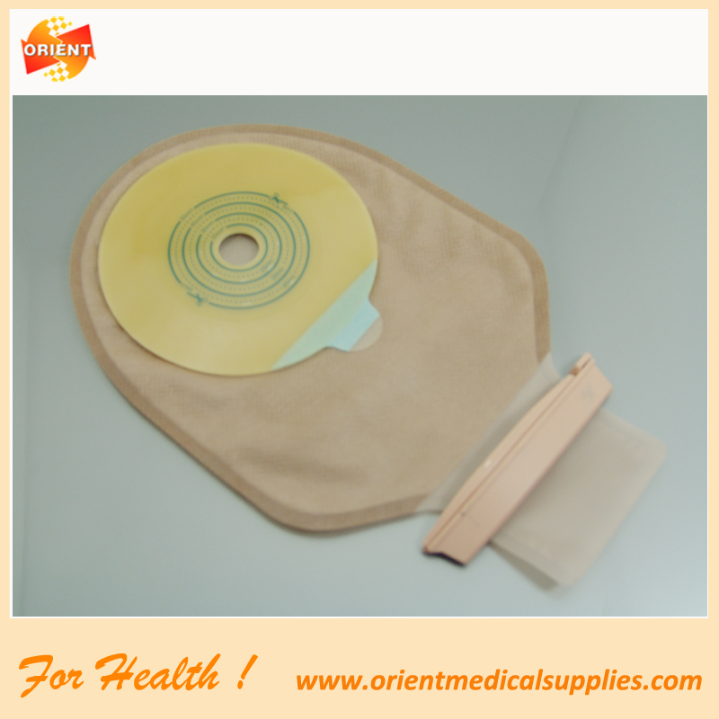 Disposable Colostomy/Ostomy bag with cheap price
