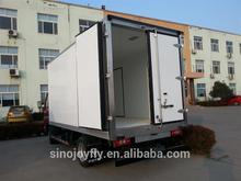 truck cargo box isolated truck bodies
