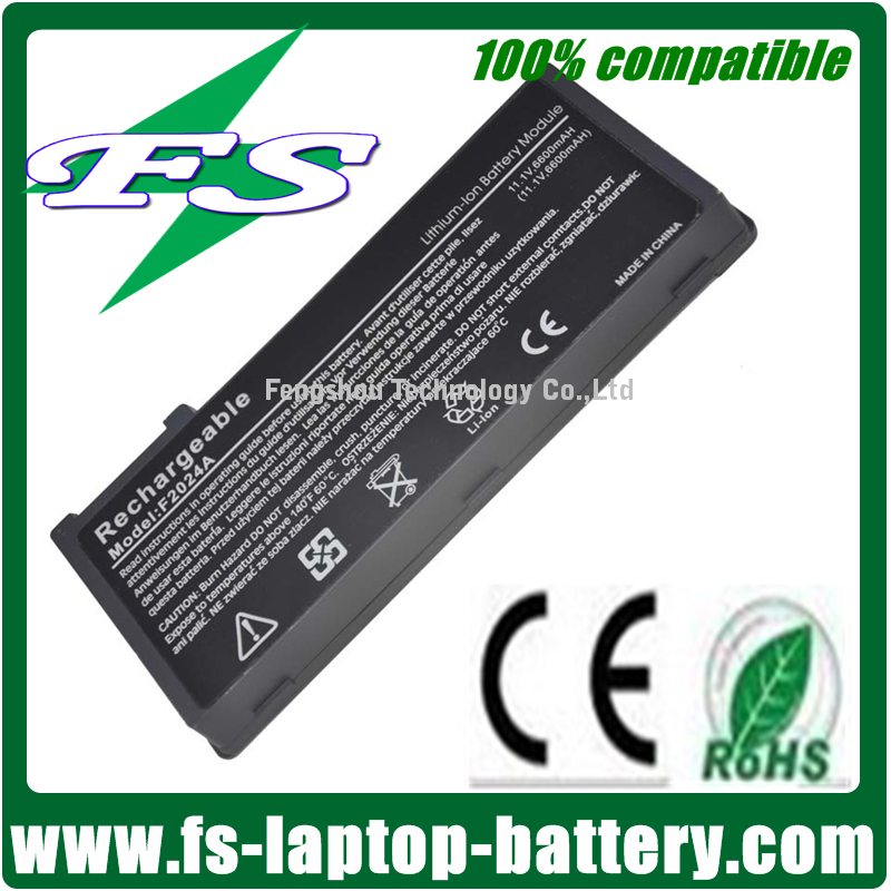 Rechargeable newest OEM replacement laptop battery for HP F2024 2111 3933H CGR-B/946AE F2024-80001 F2024-80001A F2024A F2109
