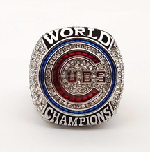 2016 Chicago Cubs World Series BRYANT Championship Ring Size 7-15 For fans In Stock