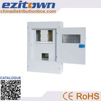 Chinese factory oem locking metal enclosures