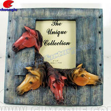 Horse Head Resin Photo Frame