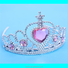 wholesale princess tiara & headband princess tiara crown cosplay