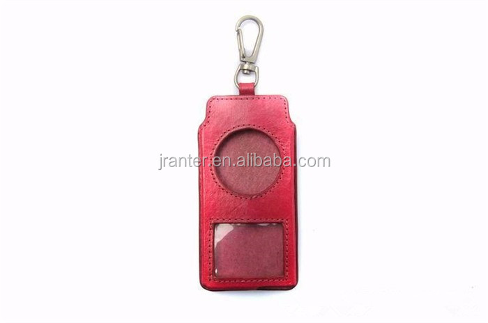 Custom Leather Waterproof Case for Phone Key Holder Phone Case