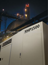 IR Model NHP1500 WCU Ingersoll Rand Portable Air Compressor (Doosan Portable Air Compressor) Oil-free Portable Compressors